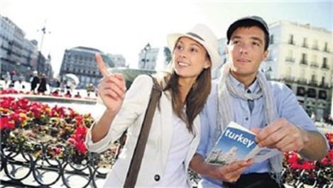 2019 turist hedefi 50 milyon!