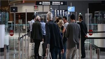 İstanbul Havalimanı'ndan 111 bin yolcu uçtu!