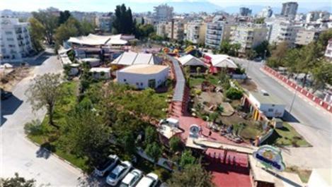 Antalya'daki Teneffüs Park, 260 bin ziyaretçiye ulaştı