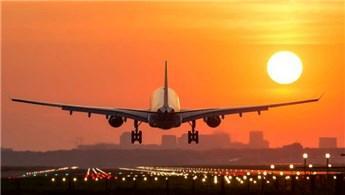 2018'de hava yolunu 210 milyon yolcu kullandı