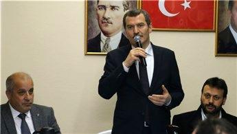 Ömer Arısoy'dan millet bahçesi ve Zeytinburnu Stadı açıklaması