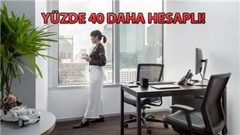 Hazır ofis sektörüne olan ilgi her geçen gün artıyor