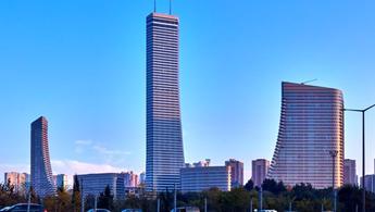 Metropol İstanbul'un cephesine Guardian Glass imzası!