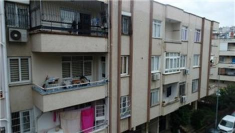 Komşularına inat etti, binaya çürük raporu aldırdı