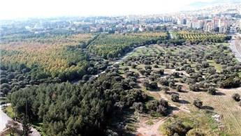 Ege Üniversitesi arazisine Millet Bahçesi yapılacak!