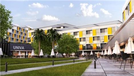 Sakarya Univa Öğrenci Evi Kampüsü, bu yıl hizmet verecek