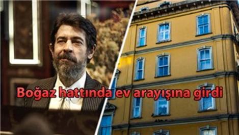 Okan Bayülgen Galata'daki dairesini gözden çıkardı