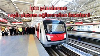 Ankara'nın metro ağına 100 kilometre ek yapılacak!