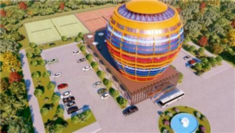 Niziplioğlu, Zeytinburnu'nda Mercure Topkapı Oteli açtı