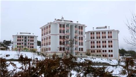 TOKİ, Beyşehir'de 99 aileyi ev sahibi yaptı!