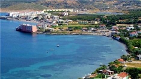 Karaburun Milli Emlak Şefliğinden 4.7 milyon TL'ye satılık arsa