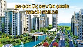 Türkiye'de 2018 Aralık ayında 136 bin 845 konut satıldı