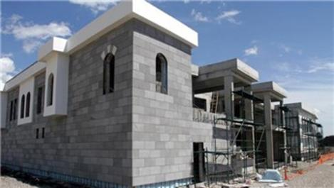 Diyarbakır'da konut projeleri birer birer tamamlanıyor!