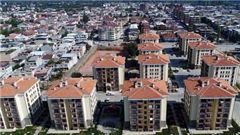 Türkiye'de konut satışları yüzde 2.9 arttı!