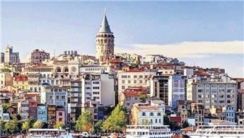 Beyoğlu'nda 9 milyon TL'ye satılık apartman!