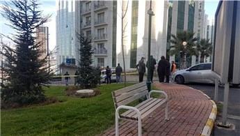 İstanbul Prestij Park'ın bahçesinde el bombası bulundu!