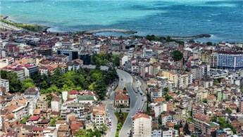 Trabzon Belediyesi'nden 15 milyon TL'ye satılık arsa