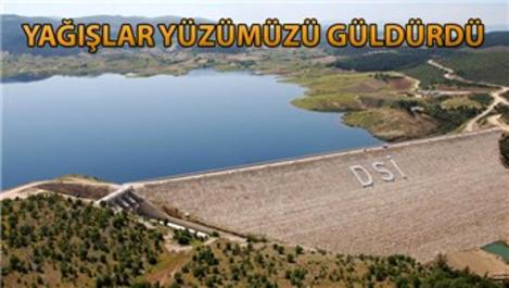 İstanbul'da barajların doluluk oranı yüzde 91'e ulaştı!