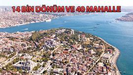 Boğaziçi'ndeki imar barışından devlete 150 milyon gelir!