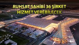 Havalimanı yer hizmetleri rekabete açıldı!