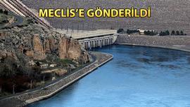 Irak'a suyu Türk şirketler taşıyacak!