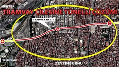 Zeytinburnu ve Seyitnizam arası yeraltına alınıyor