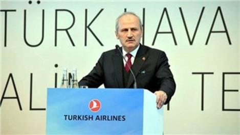 'İstanbul Havalimanı'na taşınma mart itibarıyla bitecek'
