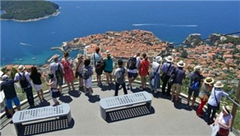 Küresel turist sayısı 1.4 milyar kişiye ulaştı!