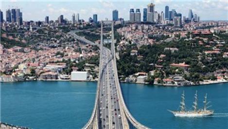 Köprü ve otoyollardan 1.8 milyar lira gelir sağlandı!