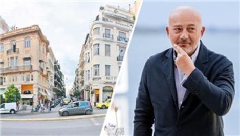 Ferit Şahenk, Atina'daki 6 katlı apartmanını sattı