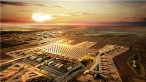 İstanbul Havalimanı'na 18 bin metrekarelik dev hangar!