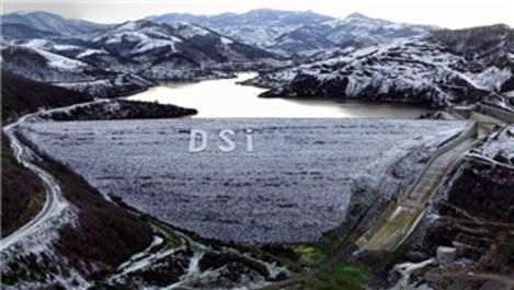 Dağköy Barajı ekonomiye 41 milyon TL katkı sağladı!