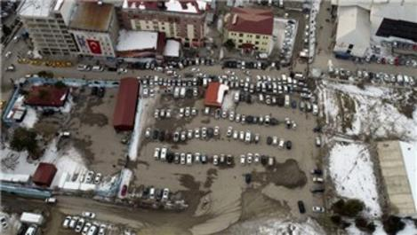 Eski devlet hastanesinin arsası satıştan kaldırıldı
