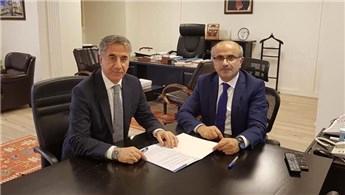 Elazığ'da TOKİ konutları için protokol imzalandı