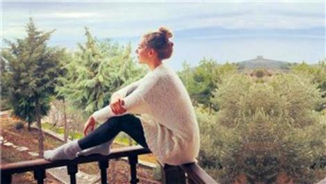 Kenan İmirzalıoğlu ve Sinem Kobal, Kaz Dağları'ndan taş ev aldı
