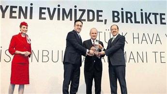 THY'nin İstanbul Havalimanı'ndaki 5 tesisi 202 günde tamamlandı