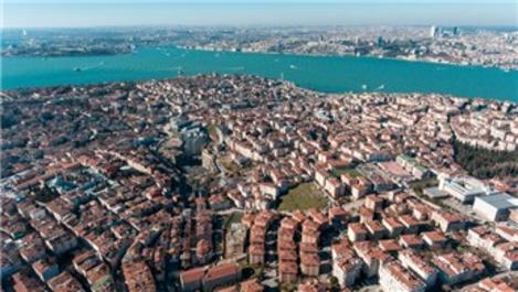 Üsküdar'da 47 milyon TL'ye satılık 87 daire!
