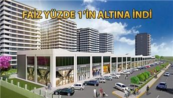 İnciyaka Ankara'da 10 yıl vade, 0.98 faiz fırsatı!