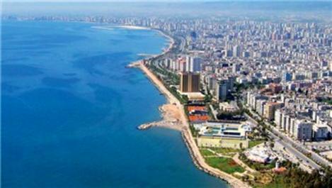 Mersin'de 12 milyon TL'ye arsa karşılığı 3 taşınmaz!