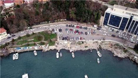 Zonguldak'ta liman gitti, çöpü kaldı!
