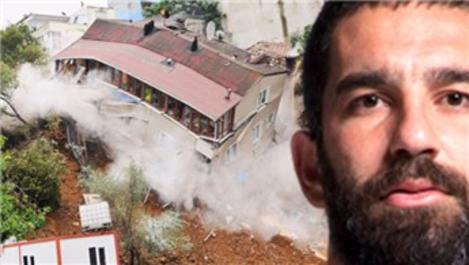 Arda Turan'a otel inşaatı ile ilgili soruşturma iddiası!
