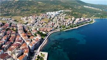 Dikili Belediyesi'nden 3 milyon TL'ye satılık 4 arsa