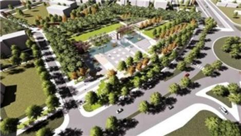 TOKİ, Elazığ Millet Bahçesi'nin ilk adımını attı!