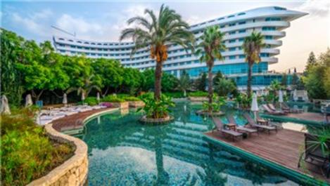 Concorde De Luxe Resort'un güvenilirliği tescillendi!