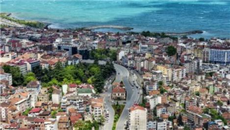Trabzon'da otopark yapım karşılığı kiralama ihalesi