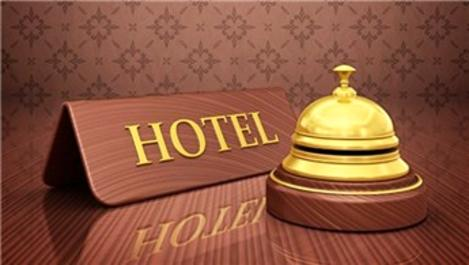 Türkiye'de otel doluluğu 2018'de yüzde 66,2 oldu