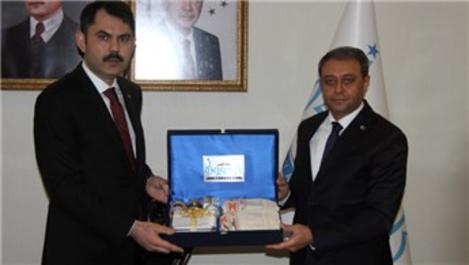 Bakan Kurum, Burdur'da dönüşüm alanlarını inceleyecek