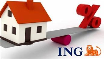 ING Bank, faiz oranlarını 120 ay vadede %1.79'a indirdi