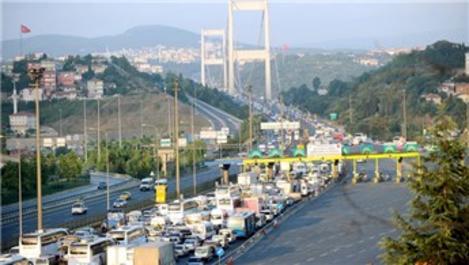 Köprü ve otoyollar 5 yılda 6.2 milyar lira gelir sağladı!