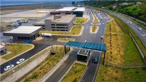 Ordu-Giresun Havalimanı'ndan İzmir'e seferler başlıyor!